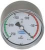Vacuum gauge (manometer) for analogue measurement and monitoring of the vacuum VAM 63 V250 H -- 10.07.02.00006 - Image