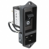 Power Entry Connectors - Inlets, Outlets, Modules -- 486-2264-ND