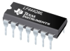 LF444QML Quad Low Power JFET Input Operational Amplifier -- LF444MD/883 - Image