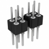 Rectangular Connectors - Headers, Male Pins -- 832-80-086-10-001101-ND -Image