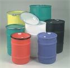 Heavy Duty Plastic Drums in Colors -- OSS55