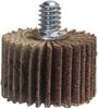 Norton Neon Flap Wheel 1/4-20 Threads -- 66623399270 - Image