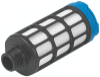 Pneumatic muffler -- U-3/4 -Image