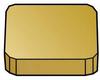 Carbide Milling Insert,SBAN 12 03 ZZ HM -- 5HTV8