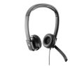 Stereo - Wired - Over-the-head - Binaural SNR - Semi-open - Noise Cancelling Microphone -- QK550AT