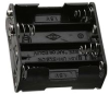 MULTICOMP - BT00839 - BATTERY HOLDER, 8xAA -- 828202