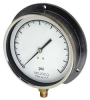 Compound Gauge,30 In Hg Vac to 100 Psi -- 4FFP4