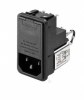 Power Entry Connectors - Inlets, Outlets, Modules -- FN370-4-22-ND -Image