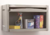 Storage Cabinet,Wall-Mounted,30x16x18