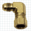 37° Flare Hydraulic Fitting -- Nut Elbow Fittings