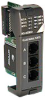 SERIAL MODULE W/3 RS-232 PORTS USE W/DO-MORE, WINPLC & H2-EBC100 -- H2-SERIO