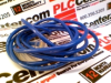 PATCH CORD, CAT 5E, 7FT, BLUE; CABLE ASSEMBLY TYPE:ETHERNET; CABLE LENGTH - IMPERIAL:7FT; CONNECTOR TYPE A:RJ45 PLUG; CONNECTOR TYPE B:RJ45 PLUG; JACK -- TRD815BL7