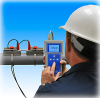Portable Transit Time Flow Meter -- PTFM 1.0