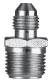 Stainless Steel Adaptor -- 4SN - 4JIC - Image