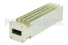 100 Watts High Power WR-112 Waveguide Load 7.05 GHz to 10 GHz, Aluminum -- PE6826 - Image