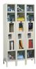 Assem ADA Locker,W 36,D 18,Parchment -- 4VFC9