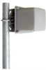 2.4GHz, 12dBi Mini-Directional Antenna, N-Female Connector and Pole Mount Bracket Included -- ANT-MD24-12 - Image