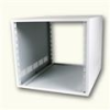 19'enclosure type 38 10U without handles -- 38-01023-3. - Image