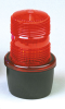 Federal Signal Low Profile Strobe Light -- GO-10402-09