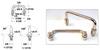 Folding Handles (inch) -- A 9B47-A15BL -Image