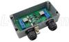 Weatherproof Hi-Power 10/100 Base-T CAT5 - Shielded RJ45 -- AL-CAT5SHPW