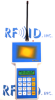433 MHz Hand Held Active RFID Tag Reader -- ATR-3036E - Image