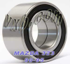 MAZDA 323 Auto/Car Wheel Ball Bearing 1990-1995 -- Kit11032_5