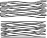 Multi Turn Wave Springs - Inch -- WSR