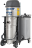 Three Phase VHT EXP Series Continuous Duty Explosion-Proof Industrial Vacuum -- VHT456EXP