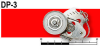 Dynamic Pivot Belt Tensioner, Size 3
