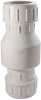 Compression PVC Check Valves -- Cv2n1c -- View Larger Image