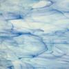 Crystal Opal / Aqua / Cobalt Blue Glass -- 633-76SF