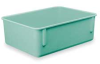 Fiberglass Nest Container,D 9 3/4,Green -- 3EVE4