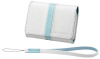 Sony LCS-TWD/W White Clutch Style Soft Carrying Case For T A -- LCSTWD/W