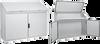 PROLINE? Gold Series Double-Bay Desk Console, Type 12 -- PGLD12165DC