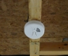 Smoke Detector Wireless Hidden Camera