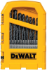 25-Pc. Black Oxide Drill Bit Set -- DW1164