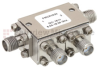 Dual Junction Circulator SMA Female With 32 dB Isolation From 8 GHz to 18 GHz Rated to 5 Watts -- FMCR1023 -Image