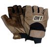 Half-Finger Impact Gloves - Medium -- GLV1027M -- View Larger Image