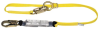 Workman Energy-Absorbing Lanyards - Single leg, self-locking snap hooks at both ends > SIZE - 6' > UOM - Each -- 10072474