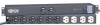 12 Outlet, 15-ft Cord, 3840 Joules, All Metal Housing, Rackmount Isobar Surge Suppressor -- IBAR12 - Image
