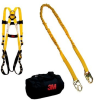 3M 30514 Fall Protection Kit - 6 ft Length - 078371-00458 -- 078371-00458
