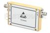 6 GHz to 18 GHz, Log Amplifier, 50 mV/dB Log Slope, 40 dBm Log Range, SMA -- PE15A2004 -Image