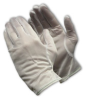 Stat-Tek(TM) ESD Gloves, Uncoated Lint Free Antistatic Nylon Fabric, Men's, Medium -- 616314-01192