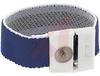 Wrist Strap; Fabric Wrist; Blue; 9 in. (Max.); UL Listed -- 70112917