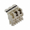 Rectangular Connectors - Free Hanging, Panel Mount -- A117132-ND