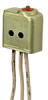 XE Series Environmentally Sealed Basic Switch, Single Pole Double Throw Circuitry, 7 A at 115 Vac, Pin Plunger Actuator, Leadwire Termination, Military Part Number MS27994-1