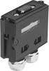 Multi-pin plug socket