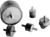 A Series Cylindrical Stud Mount -- A32-151