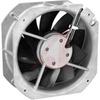 Fan,AC,115V,80W,2800RPM,600 CFM,61 dB,Dual Ball Bearing,Terminal,225 x 80mm -- 70103388